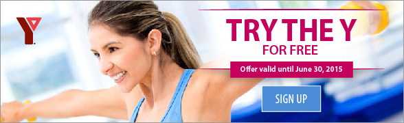 Try the Y for Free: Offer valid until June 30th, 2015 - Sign Up