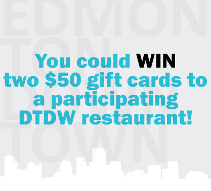 Downtown Business Association Edmonton Contest