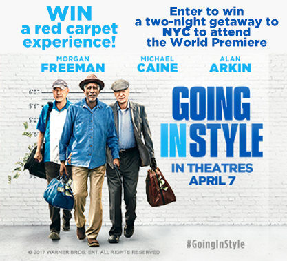 Going in Style NYC Contest