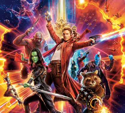 Guardians of the Galaxy Vol 2 Contest