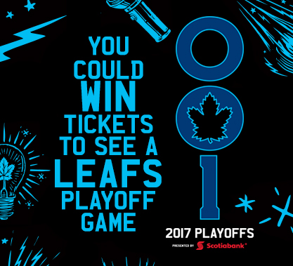 Leafs PlayOffs Contest