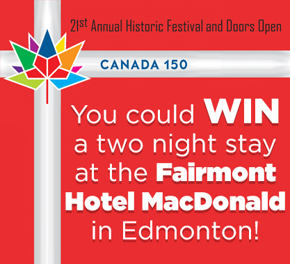 Edmonton historical Society Contest