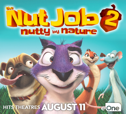 The Nut Job 2: Nutty by Nature Contest