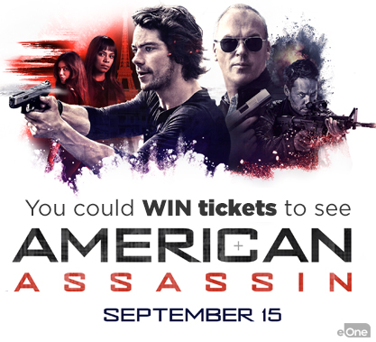 American Assassin Contest