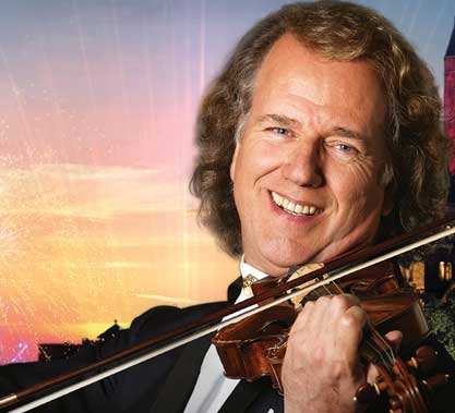 Cineplex Events: André Rieu Contest