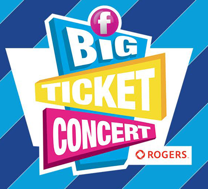 The Family Channel Big Ticket Concert Contest