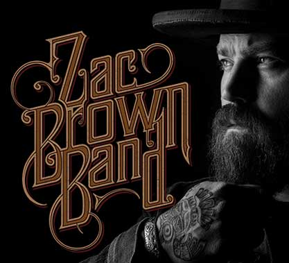 Zac Brown Band Contest