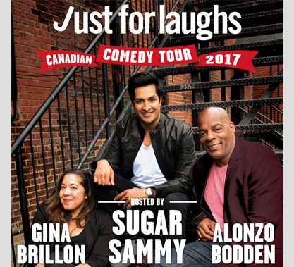 Just for Laughs: Comedy Tour starring Sugar Sammy Grand Prize Winner
