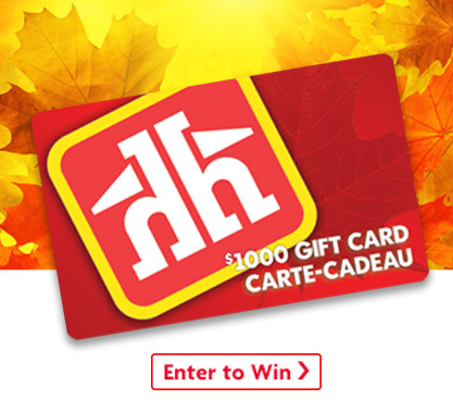Home Hardware Contest