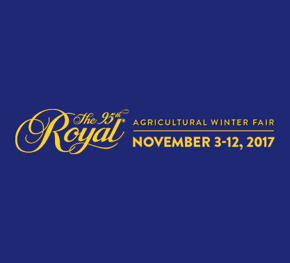 Royal Winter Fair 2017 Contest