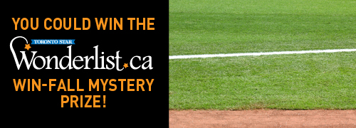You could WIN the Wondelrist.ca Win-Fall mystery prize!