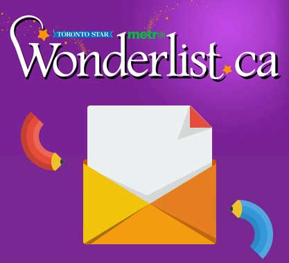 Subscribe to Wonderlist!