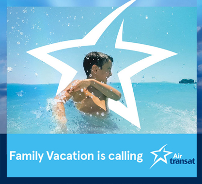 Air Transat Family Trip to Punta Cana Contest