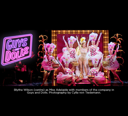 Guys and Dolls Contest