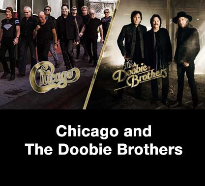 Chicago and The Doobie Brothers Contest