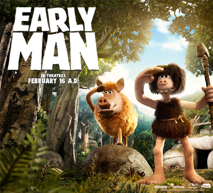 Early Man Contest