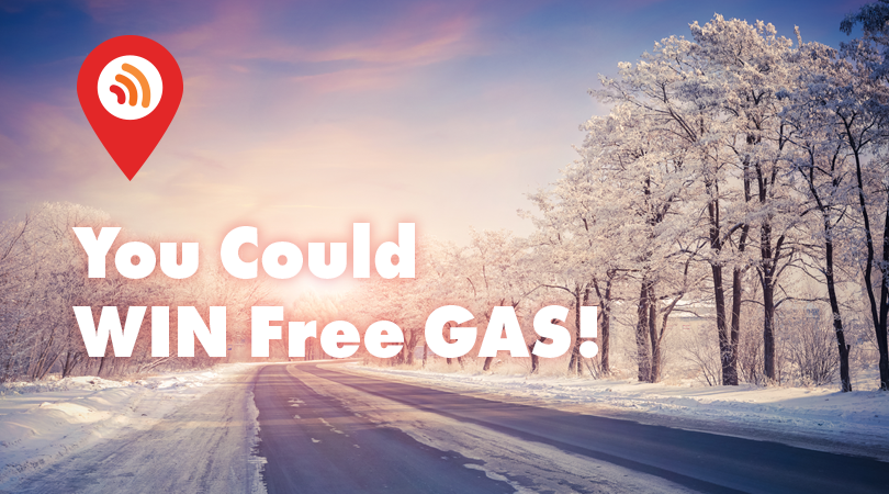 You could WIN Fuel for your Family Road Trip!